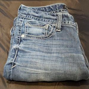 Express Jean's size 4 short